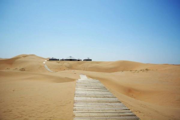 Desert Yurt 2