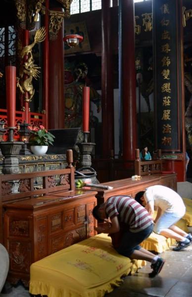Lingyin Temple 1