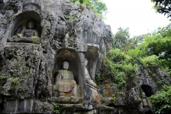 Lingyin Temple Grottoes