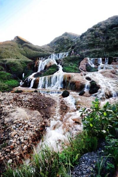 Jinguashi Waterfall