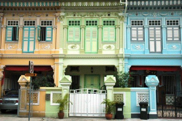 Shophouses, Neil Road