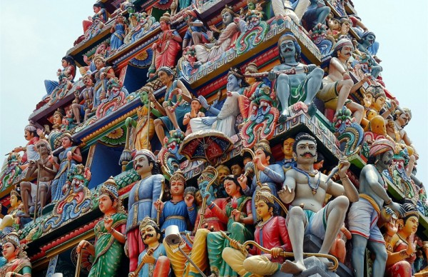 Singapore's Oldest Hindu Temple