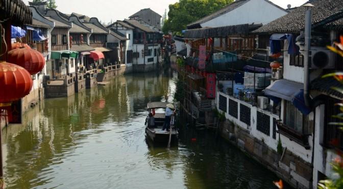 Shanghai: Zhujiajiao