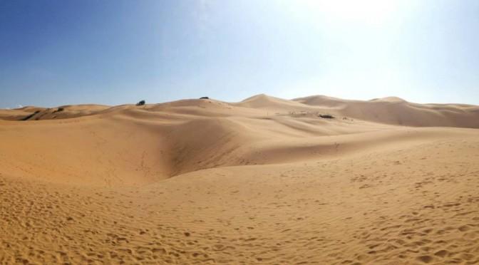 Inner Mongolia: Kubuqi Desert (Day 4)