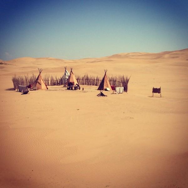 Desert Tents