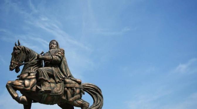 Inner Mongolia: Genghis Khan Mausoleum (Day 5)