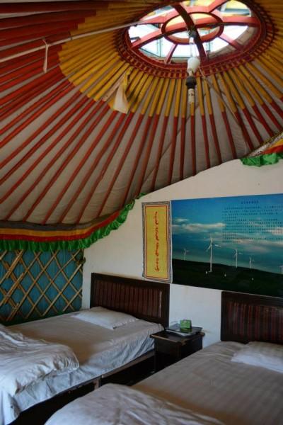 XLMR Yurt 1