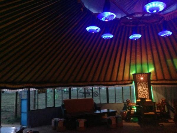 XLMR Yurt Bar