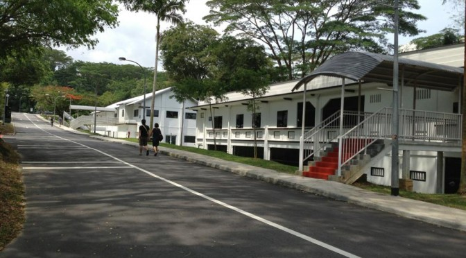 Singapore: Gillman Barracks