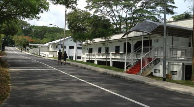 Singapore: Gillman Barracks
