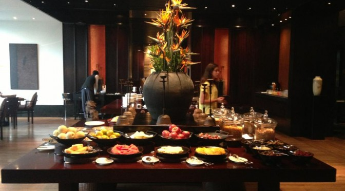 Shanghai: The PuLi Hotel & Spa (Mid Autumn Indulgence)