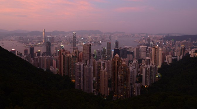 Hong Kong: The Peak