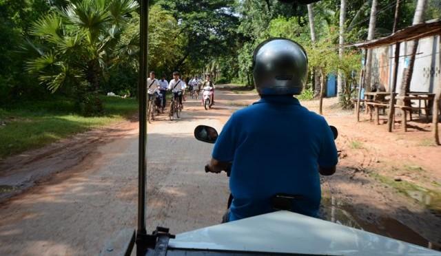 Siem Reap: Mon (Tuk Tuk Driver)