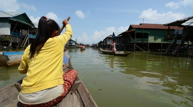 Siem Reap: Kampong Phluk & Tonle Sap