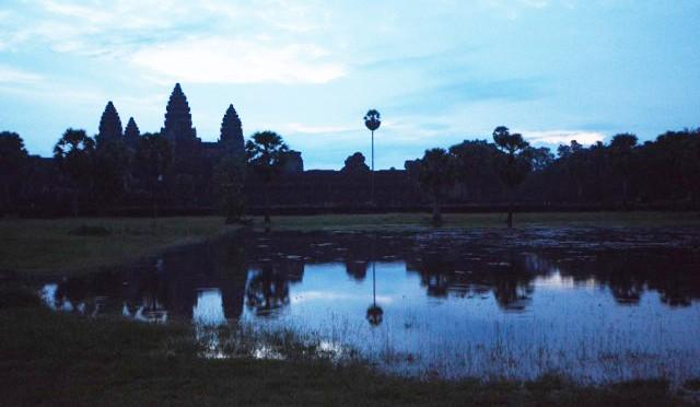 "Siem Reap: Angkor Wat ""Sunrise"" & Bantaey Srey"