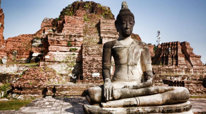 Bangkok: Day Trip to Ayutthaya