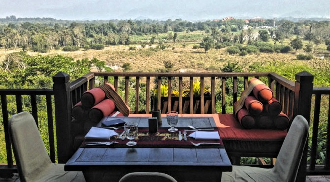 Chiang Rai: Anantara Golden Triangle