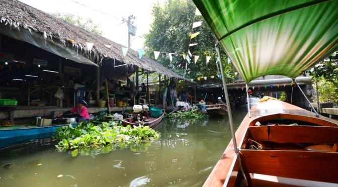 Bangkok: Boat Canal Day Trip