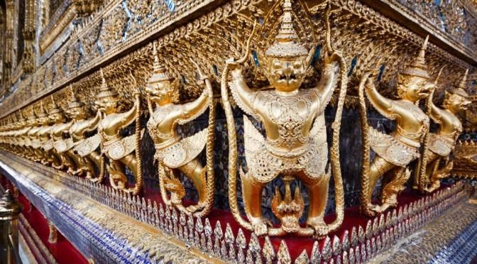 Bangkok: Grand Palace, Wat Pho, Wat Arun