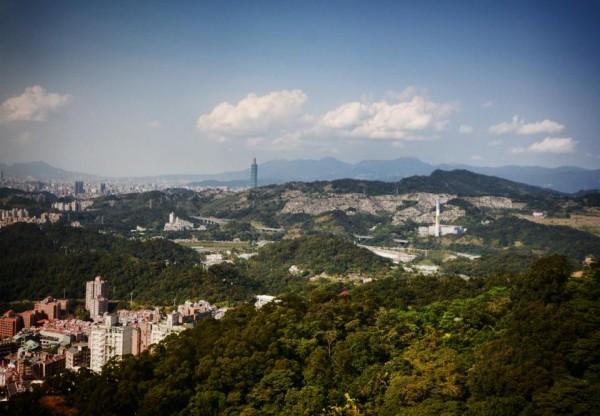 Maokong Taipei 101